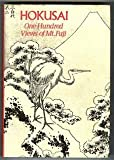 Front cover for the book Hokusai: One Hundred Views of Mt. Fuji by Henry D. Smith