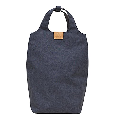 Harvest Label Connect 2-Way Contour Backpack Tote Bag Gray