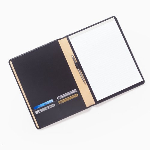 Clava Slim Biz Card Padfolio (Bridle - Binder Clava