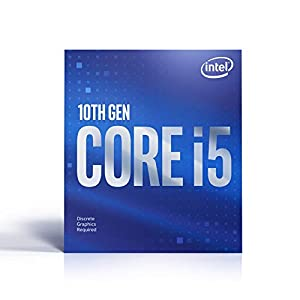 Intel Core I5-10400F 2.90/4.30GHZ LGA1200 10ªGEN