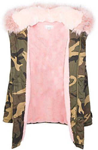 Rosa Small Parka Blouson Selection D339 Femme Rock Creek wxqYAXFH