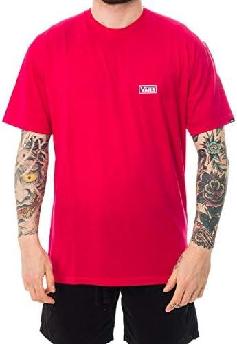 Camiseta Vans Otw Distort SS Jazzy Fucsia Hombre L Fucsia: Amazon.es: Zapatos y complementos