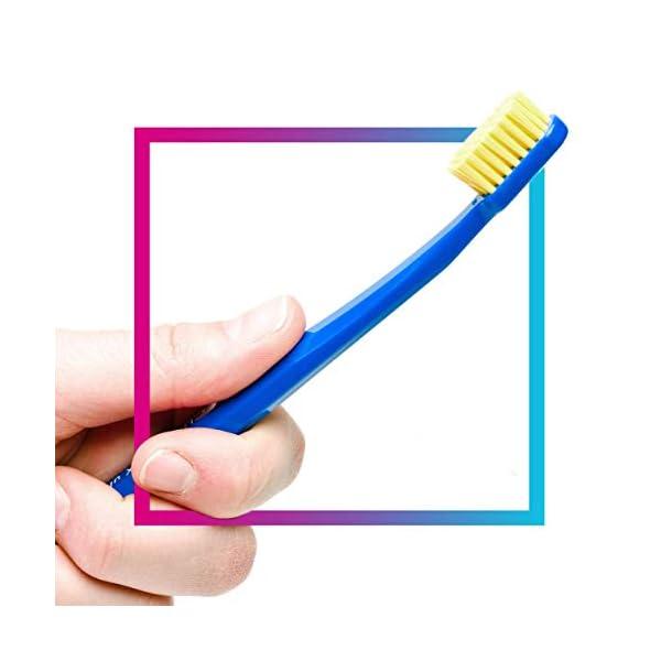Curaprox CS5460PACK Ultra Soft Spazzolini da denti, confezione da 3 pz, colori assortiti 4 spesavip