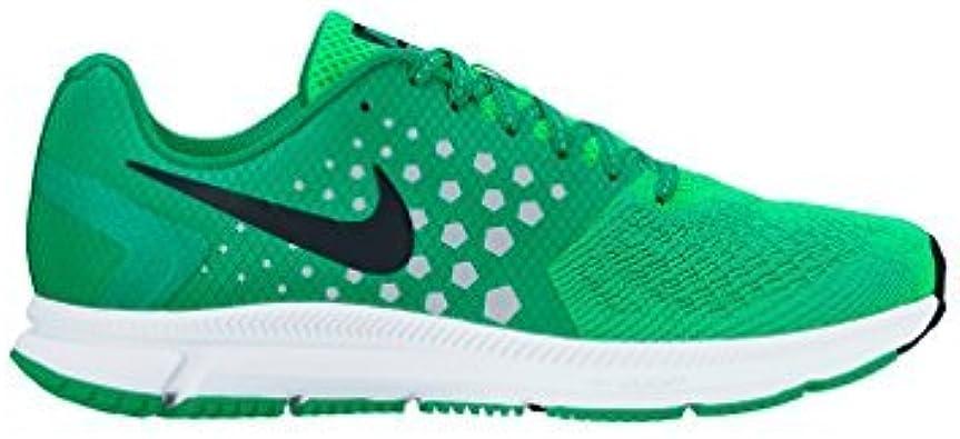 Nike Hombre Zoom palmo Verde Zapatillas Running 852437 301: Amazon.es: Zapatos y complementos