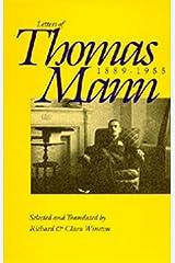 Letters Thomas Mann (Paper) Paperback