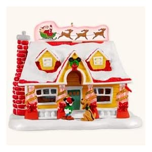 Deck the House! 2008 Hallmark Keepsake Ornament