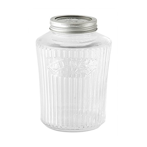 Kilner Vintage Preserve Jar, 34 Fluid Ounces, Set of 1