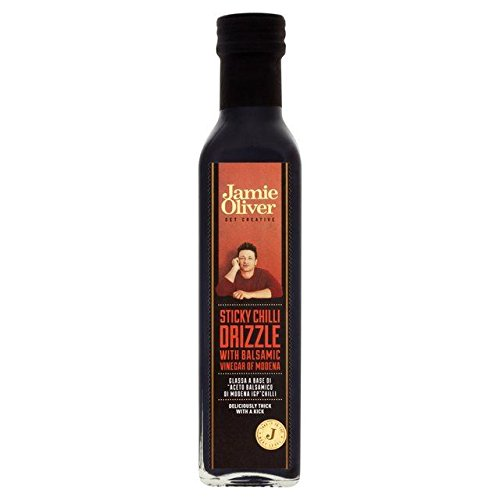 Jamie Oliver Sticky Chilli & Balsamic Glaze - 250ml