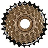 Shimano 7-Speed Tourney Bicycle Freewheel Replacement Cluster - MF-TZ2 (14-34)