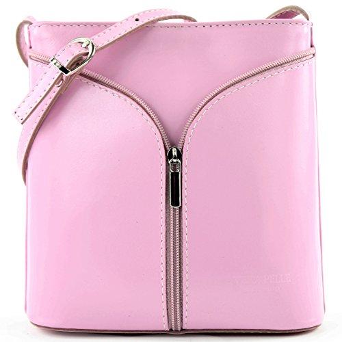sacoche petite main femme sac à bandoulière Strauß Sac D19 Rose à sac italienne ta0xSqx8w