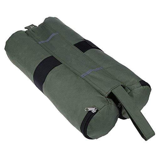 グラマー領域雇うQEES テント用砂袋 テント固定用 ウエイトバッグ タープ テント用固定用具 テント用重り 重し袋 テント 4セット