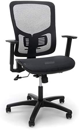 OFM Essentials Collection Mesh Seat Ergonomic Office Chair