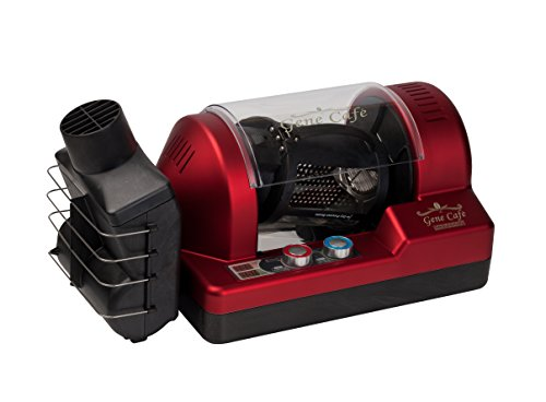Gene Cafe CBR-101 Home Coffee Roaster - Red (Best Home Coffee Roaster Reviews)