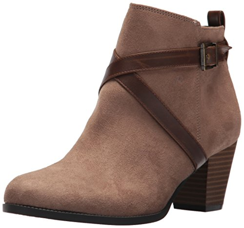 LifeStride Jamie Ankle Boot Women's Tan xwXfXqY0