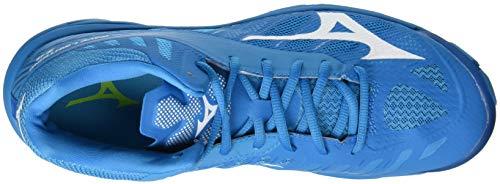 Lightning Blu Z4 Ginnastica Mizuno 001 Scarpe Wht Uomo Basse Wave Hocean Mid da Bjewel FW5wwzq4