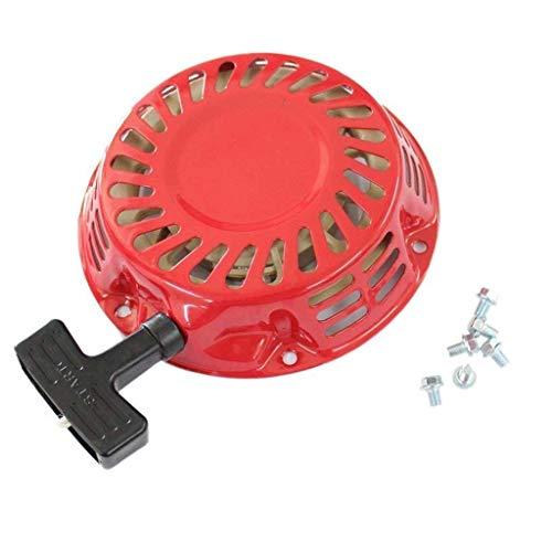 HURI Recoil Starter Pull Start with Screws for Homelite UT903655 UT903655DA Generator -  HSGD00373