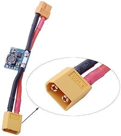 APM2.8 2.6 2.5 2.52 PIX PIXHAWK Power Module 5V Current Module APM with BEC XT60