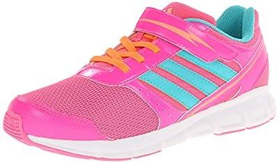 adidas Performance Hyperfast EL K Running Shoe (Little Kid/Big Kid) by adidas Kids Performance Footwear