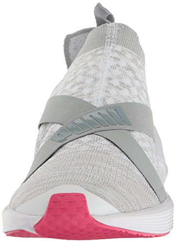 WN's Cross Women's Puma Shoe Trainer PUMA Fierce White quarry Evoknit UqvgCwpw