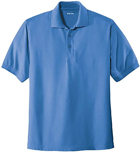 Men's Classic Polo Shirts - Sizes XXL up to 10XL