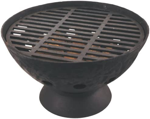Esschert Design BV11 Low Profile Firepit with Grate