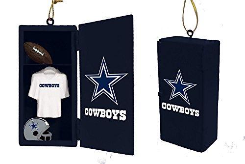 - Team Sports America Dallas Cowboys Team Locker Ornament
