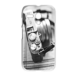 Monochrome Camera Photography5 Motorola G Cell Phone Case White PhoneAccessory LSX_753913