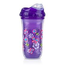 Nuby Insulated Cool Sipper 9oz Purple