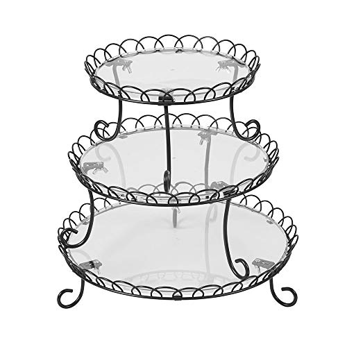Tier Cupcake Stand - 4