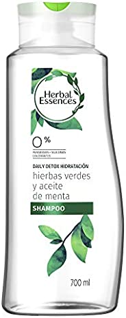 Herbal Essences Shampoo al Desnudo, Hidratación, 700 ml