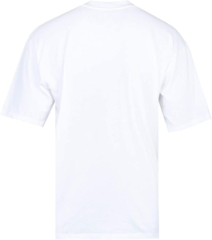 Edwin Japan Souvenir Print White T-Shirt for Men Regular Fit Cotton Top