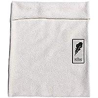 Extra Large Vejibag, Organic Cotton, Reusable Vegetable Crisper Bag (Single Bag, 14 inches X 17 inches)