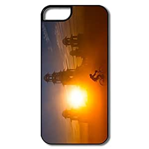 Funny Sandstorm Sunset IPhone 5/5s Case For Her