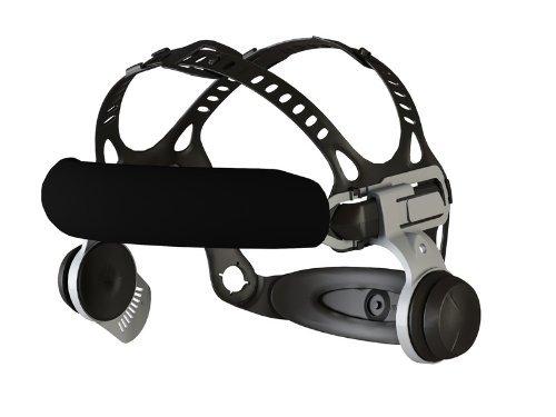 (3M Speedglas 06-0400-51 Replacement Headband with Assembled for 9100 Series Helmet, English, 9.971 fl. oz, Plastic, 1