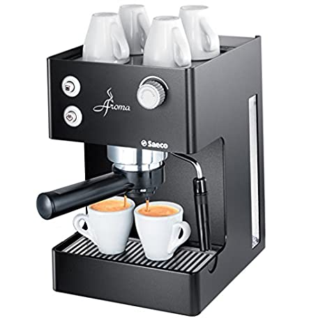 Amazon.com: Saeco aroma – Máquina de café, Negro: Kitchen ...