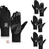 Lyperkin Winter Gloves, Premium Durable IPX 4