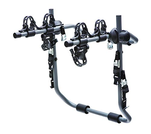 SportRack Pursuit 2-Bike Anti-Sway Trunk-Mount Bike Rack