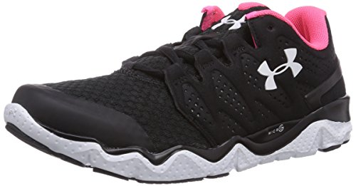 W Running G Chaussures Optimum Armour Noir Under Femme Micro De black Z0xRwt5U
