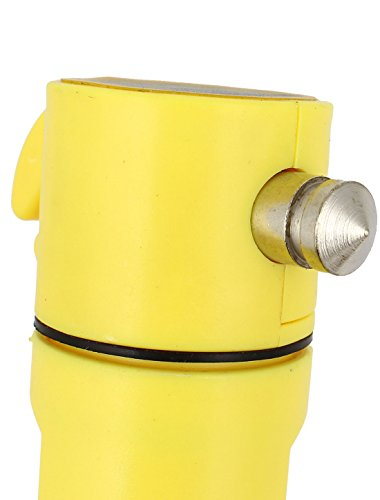 uxcell LED Flashlight Window Break Hammer Belt Cutter by uxcell (Image #2)