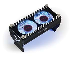 HyperX KHX-FAN - Ventilador para memoria RAM con sistema de refrigeración, color negro
