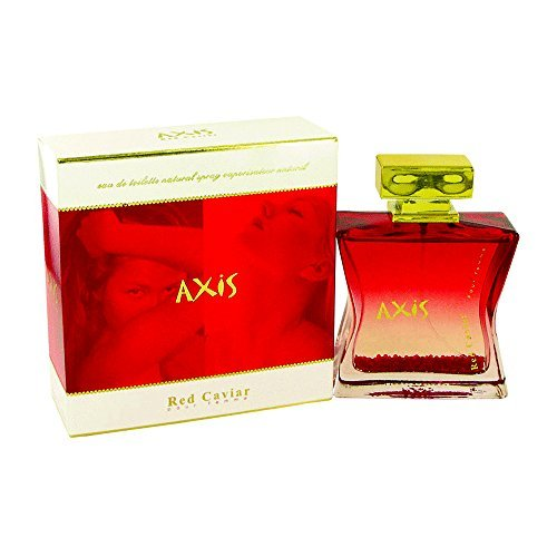 Axis Red Caviar by Sense of Space Beauty Gift 3 oz Eau De Toilette Spray for Women