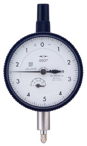 mitutoyo-2923s-10-dial-indicator-4-48-unf-thread-0375-stem-dia-lug-back-white-dial-0-5-0-reading-224