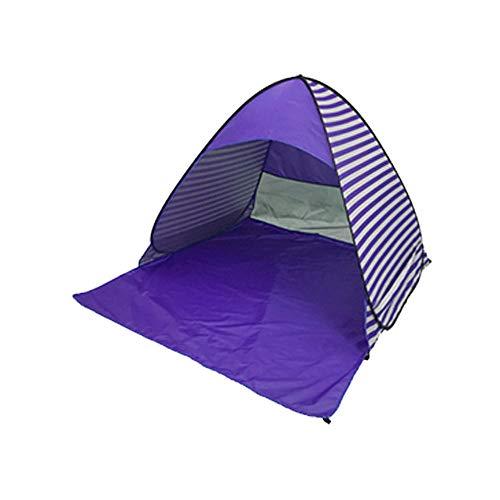 世界祈る疲労テント ビーチテント 簡易テント ワンタッチ ポップアップテント コンパクト 軽量 簡単 バーベキュー キャンプ 日よけ 紫外線防止 運動会 アウトドア