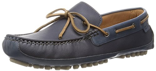 Mens Cole Haan Grant Accampamento Canoa Slip-on Mocassino Berkeley Blu