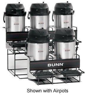 Bunn Universal Airpot Racks -UNIV-5-0004 (Airpots Sold Separately)