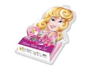 Disney Princesa Bella durmiente Set peluca peine Espejo joyas