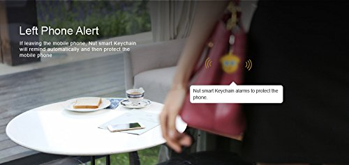 Nut Smart Keychain - The specialist Bluetooth key finder and phone finder, disconnection alarm make the key easy find never forget. by Nut (Image #7)