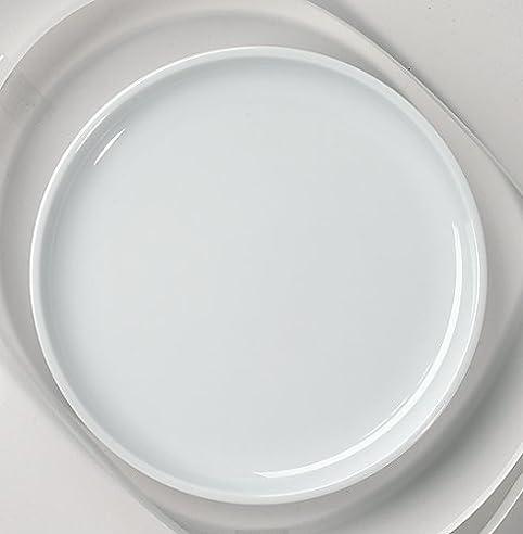 Arzberg Form Profi Frühstücksteller 22Cm Weiß: Amazon.De: Küche