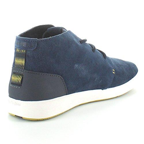 Merrell Freewheel Bolt Chukka, Sneaker Alte Uomo Navy