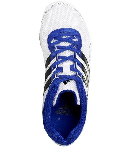 ADIDAS Arriba 2 Zapatilla de Clavos Junior Blanco/Negro/Azul